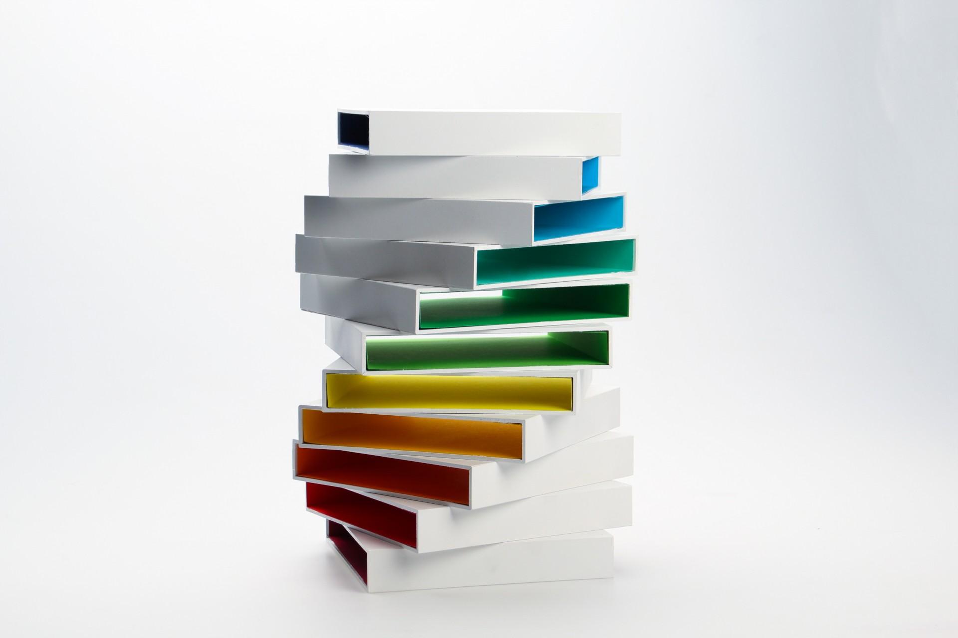 Alejandro  Rainbow Stairs – 2014