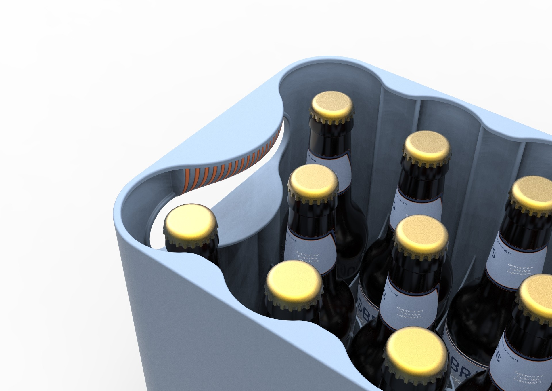 Alejandro  Beer Crate