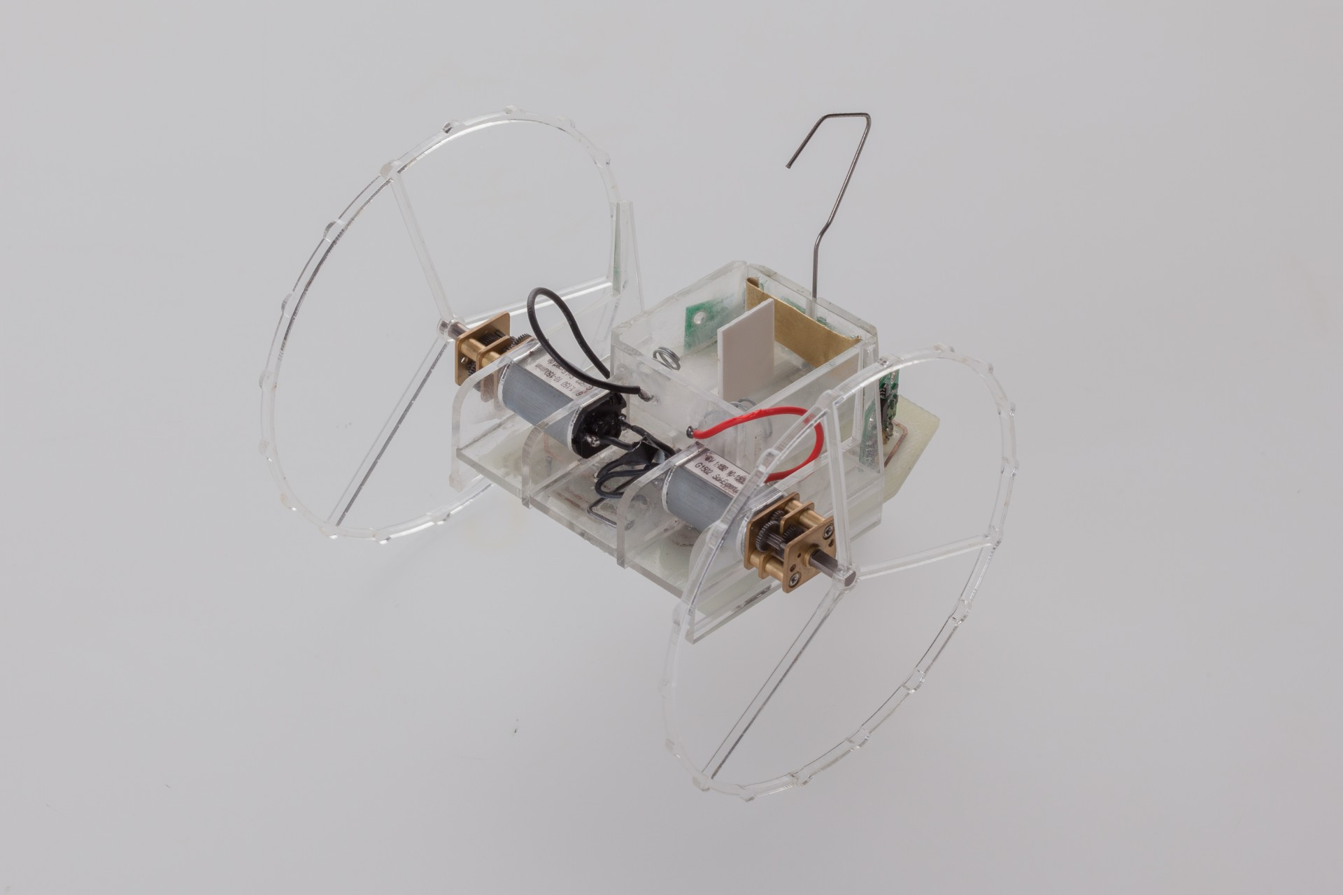 Alejandro  Self Driving Car with Arduino