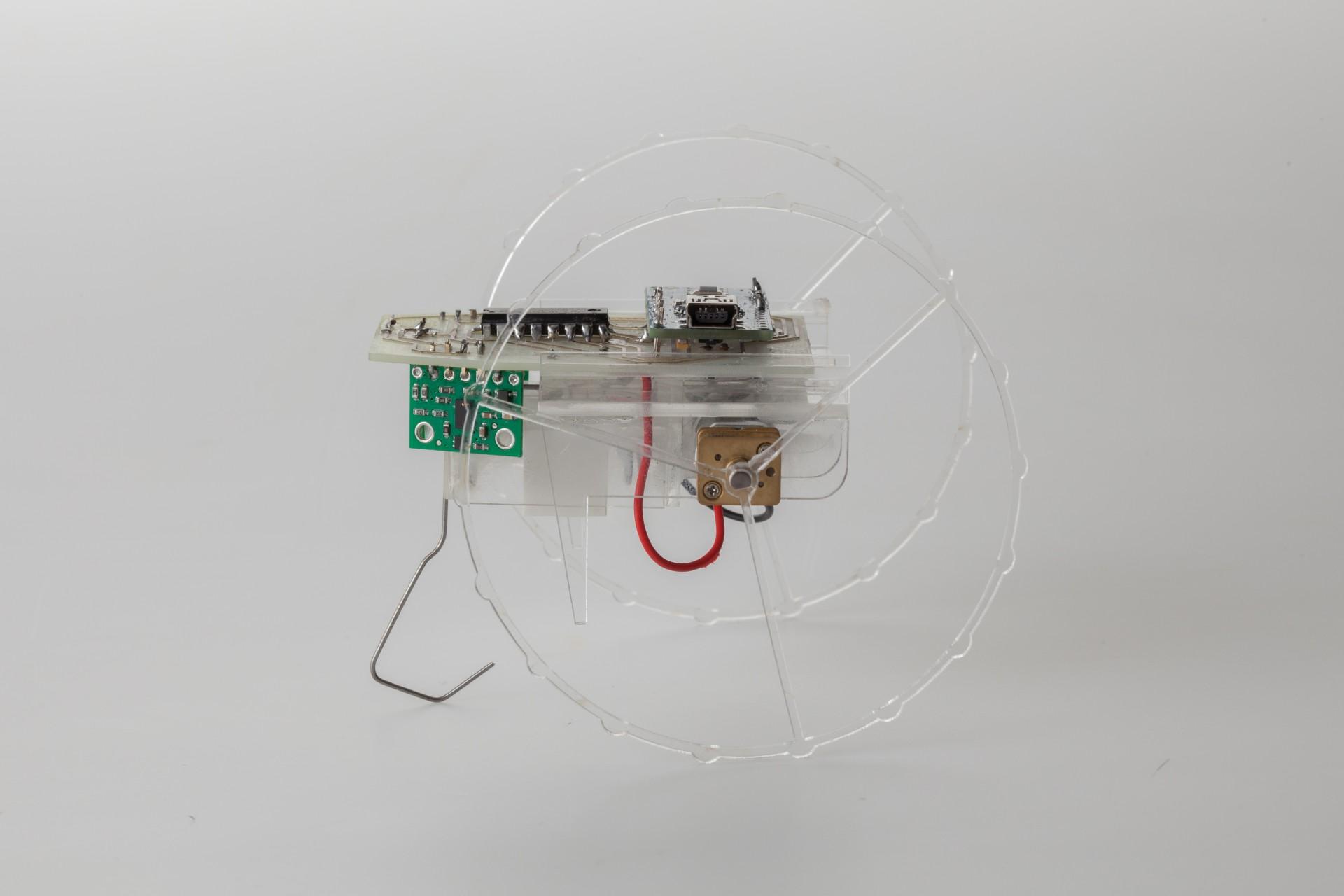 Alejandro  Autonomous Arduino Car – 2017